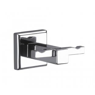 Gedy ''Colorado'' Double Robe Hook (6928)